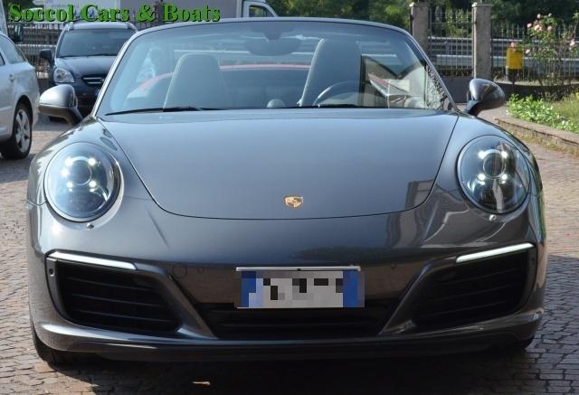 PORSCHE 911 3.0 Carrera S Cabriolet*SCARICO SPORTIVO*BOSE!! Immagine 4