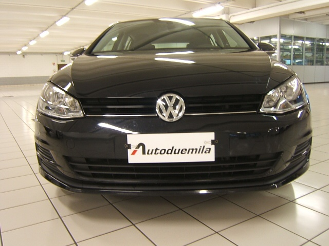 VOLKSWAGEN Golf 1.6 TDI DSG 5p. BlueMotion Technology GARANZIA TOT Immagine 2