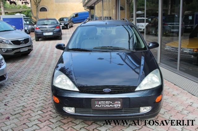 FORD Focus 1.8 TDCi (115CV) cat SW Ghia Immagine 3