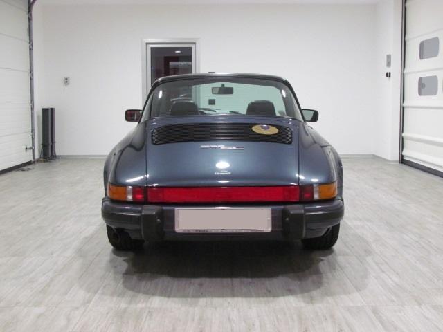 PORSCHE 911 SC 3.0 TARGA 204CV OMOLOGATA ASI 3^GRADO TARGA ORO Immagine 2