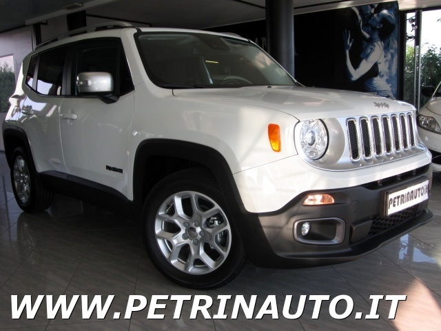 JEEP Renegade 1.4 MultiAir DDCT Limited Immagine 1
