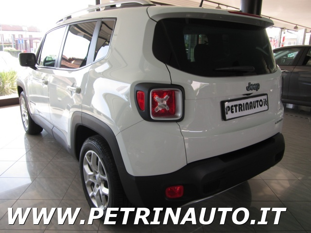 JEEP Renegade 1.4 MultiAir DDCT Limited Immagine 3
