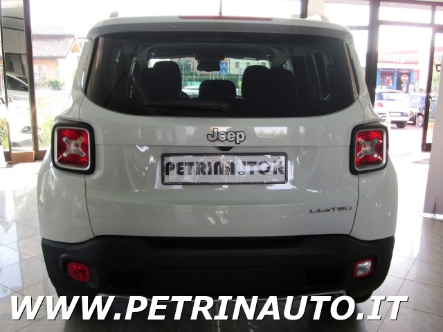 JEEP Renegade 1.4 MultiAir DDCT Limited Immagine 4