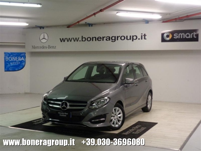 MERCEDES-BENZ B 160 d Automatic Business Immagine 0