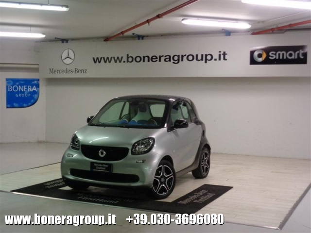 SMART ForTwo 70 1.0 Proxy Immagine 0