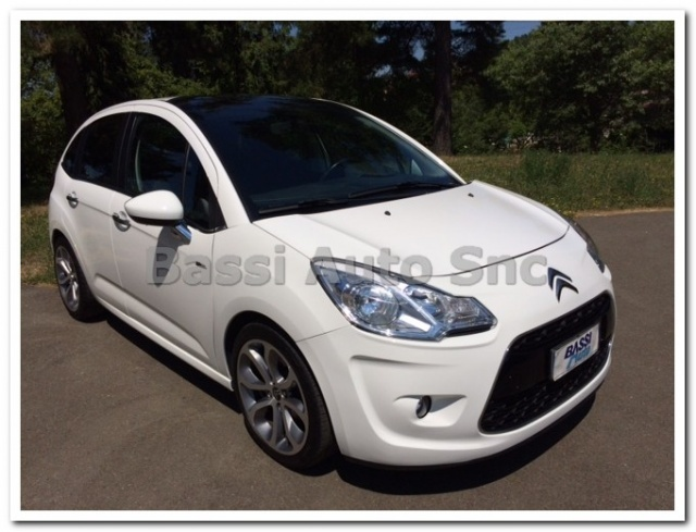 CITROEN C3 1.6 HDi 90CV airdream Exclusive Style Immagine 2