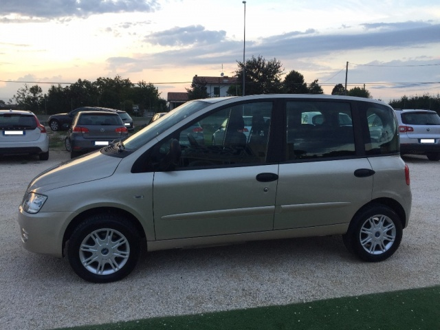 FIAT Multipla 1.6 16V Natural Power Dynamic Immagine 4
