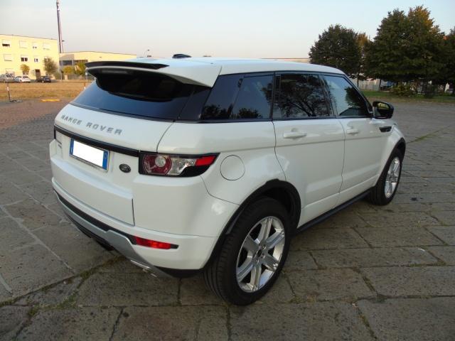 LAND ROVER Range Rover Evoque 2.2 SD4 MANUALE Dinamique Immagine 1