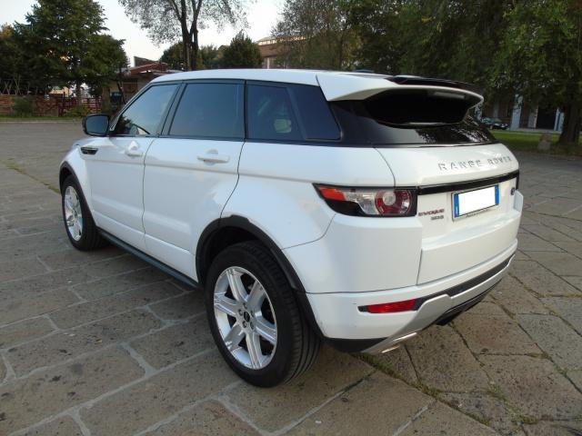 LAND ROVER Range Rover Evoque 2.2 SD4 MANUALE Dinamique Immagine 3