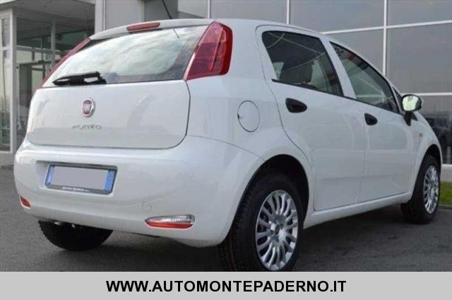 FIAT Punto 1.4 8V 5 porte Easypower Street, KM 0, PROMOZIONE Immagine 1