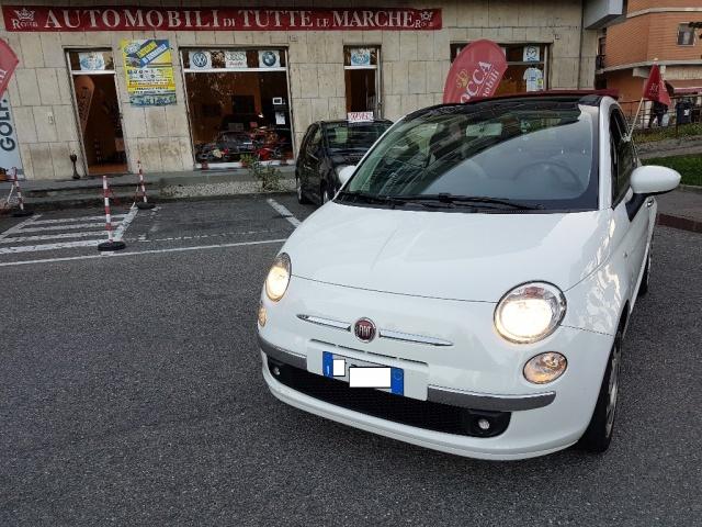FIAT 500C C 1.2 Lounge Immagine 2