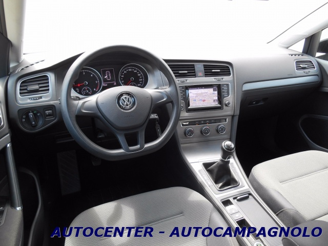 VOLKSWAGEN Golf 1.6 TDI 5p. 4MOTION Comfortline BlueMotion Technol Immagine 4