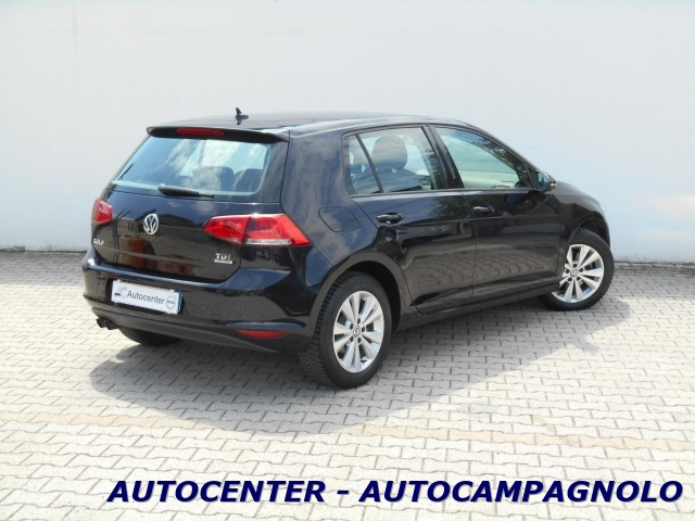 VOLKSWAGEN Golf 1.6 TDI 5p. 4MOTION Comfortline BlueMotion Technol Immagine 3