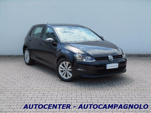 VOLKSWAGEN Golf 1.6 TDI 5p. 4MOTION Comfortline BlueMotion Technol Immagine 1