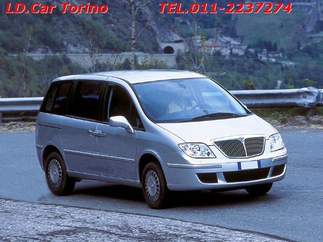 LANCIA Phedra 2.2 JTD Executive FAP Immagine 0