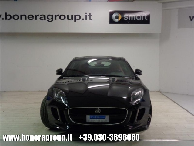 JAGUAR F-Type 3.0 V6 aut. Coupé Immagine 1