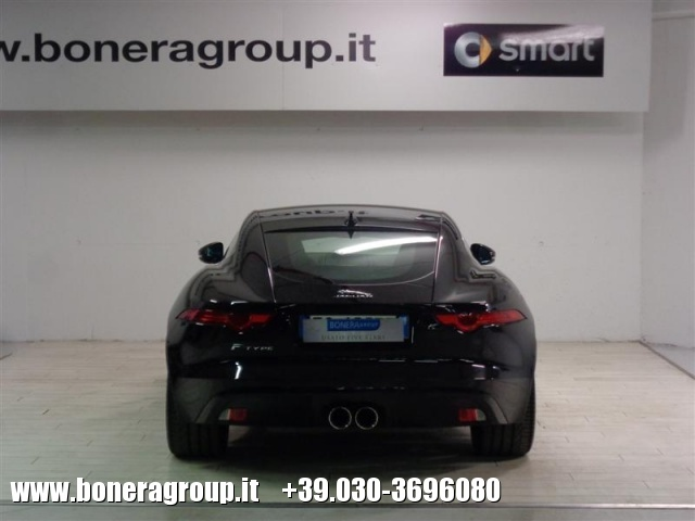 JAGUAR F-Type 3.0 V6 aut. Coupé Immagine 2