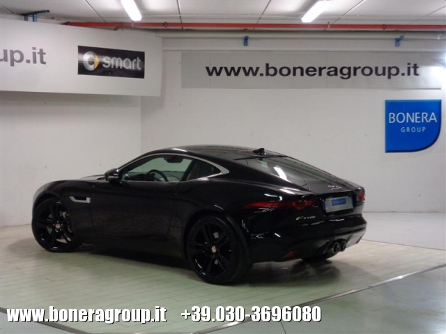 JAGUAR F-Type 3.0 V6 aut. Coupé Immagine 3
