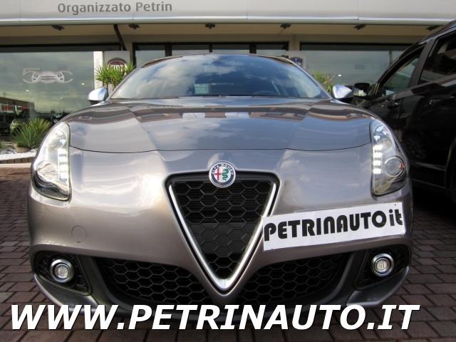 "ALFA ROMEO Giulietta 1.6 JTDm Super NAV 6,5"" 120 CV  MY 2016 Immagine 4"