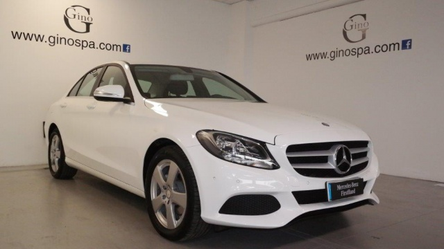 MERCEDES-BENZ C 180 BlueTEC Automatic Business Immagine 1