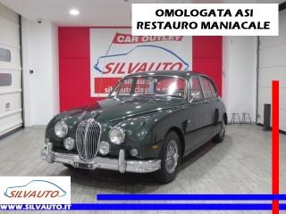 Jaguar Mk ii Epoca 3.8 4M + OVERDRIVE OMOLOGATA ASI
