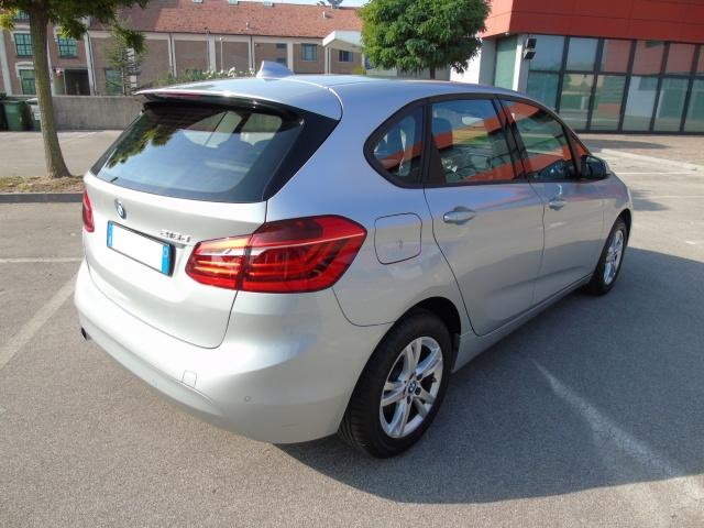 BMW 216 d 116 CV Active Tourer Advantage SEMESTRALE Immagine 1