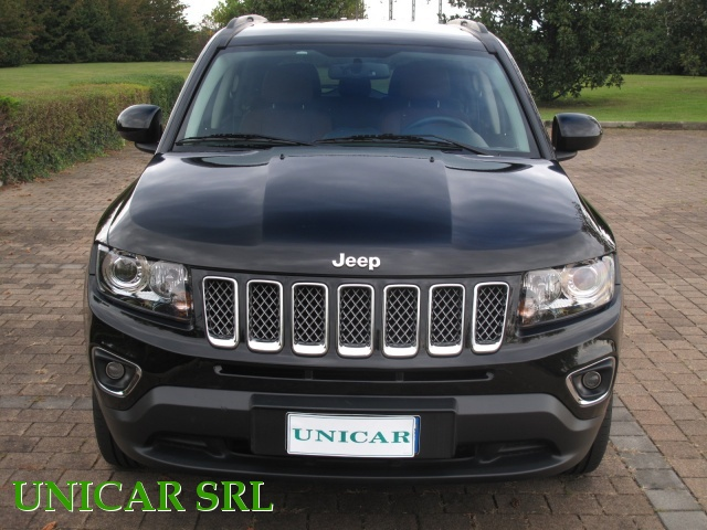 JEEP Compass 2.2 CRD Limited 2WD Immagine 1