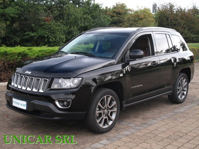 JEEP Compass 2.2 CRD Limited 2WD Immagine 2