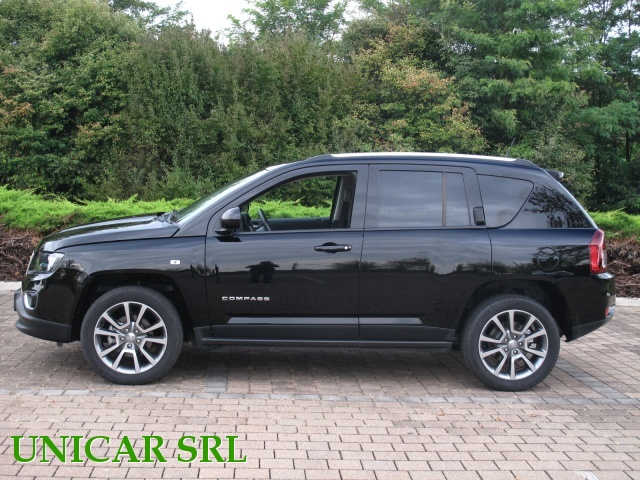 JEEP Compass 2.2 CRD Limited 2WD Immagine 3