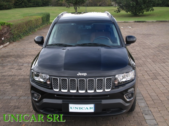 JEEP Compass 2.2 CRD Limited 2WD Immagine 4