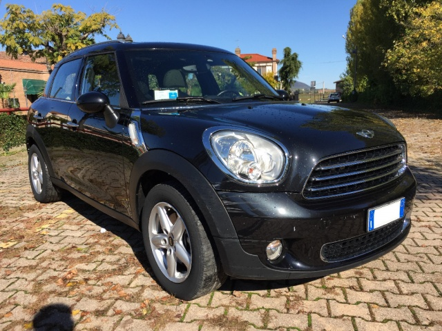 MINI Countryman Mini Cooper D Countryman ALL4 Automatica Immagine 0