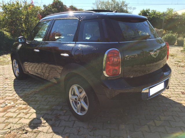 MINI Countryman Mini Cooper D Countryman ALL4 Automatica Immagine 3