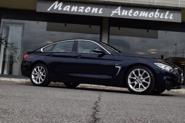 BMW 420 d Gran Coupé Sport Immagine 2