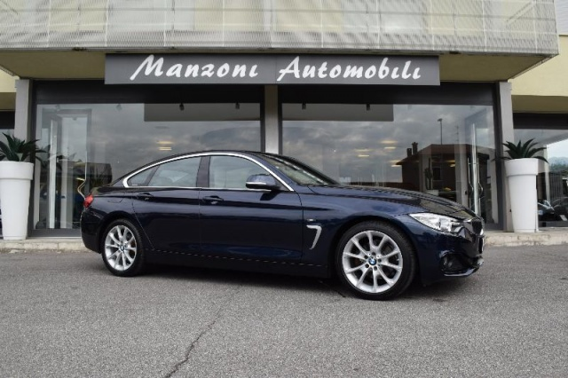 BMW 420 d Gran Coupé Sport Immagine 0