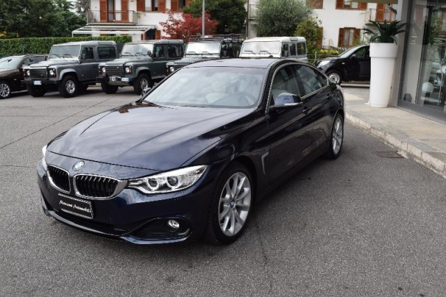 BMW 420 d Gran Coupé Sport Immagine 1
