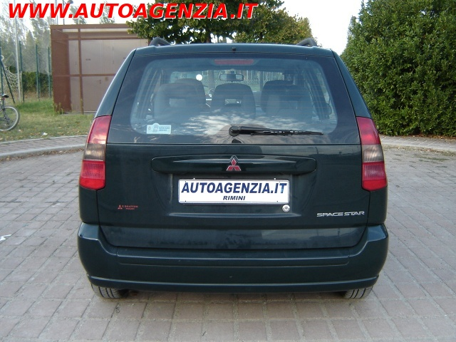 MITSUBISHI Space Star 1.3i 16V SUPERSPAZIO Immagine 4