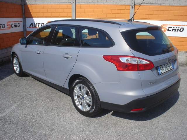 FORD Focus 1.6 TDCi 115 CV SW Immagine 1