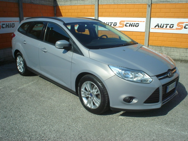 FORD Focus 1.6 TDCi 115 CV SW Immagine 0