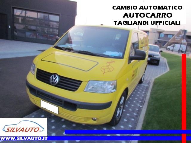 VOLKSWAGEN Transporter 2.5 TDI CAMBIO AUTOMATICO 174CV Immagine 0