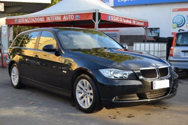 BMW 320 d Touring Attiva Automatica 177CV Immagine 1