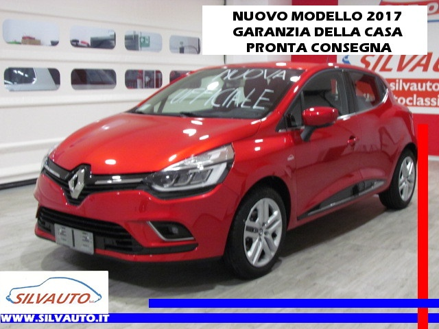 RENAULT Clio TCe Energy Intens 90CV 5P Immagine 0