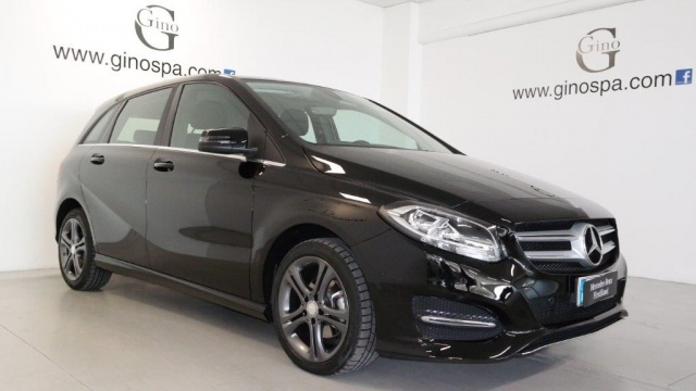 MERCEDES-BENZ B 180 d Automatic (km 30.826) Immagine 1