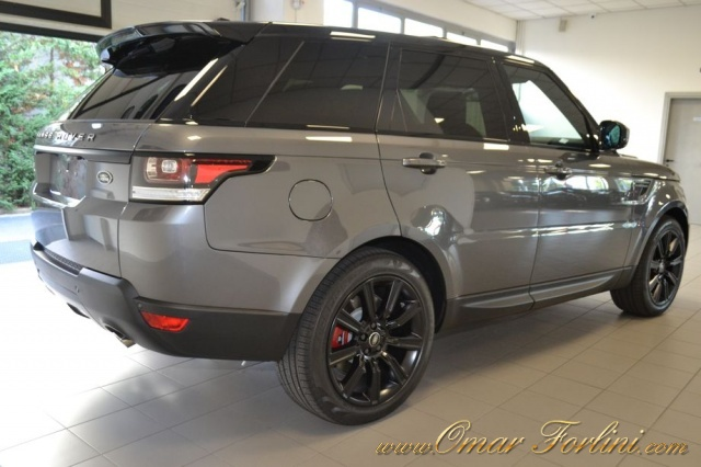 LAND ROVER Range Rover Sport 3.0 SDV6 HSE DYNAMIC STEALTH 306CV FULL SCONTO16%! Immagine 2
