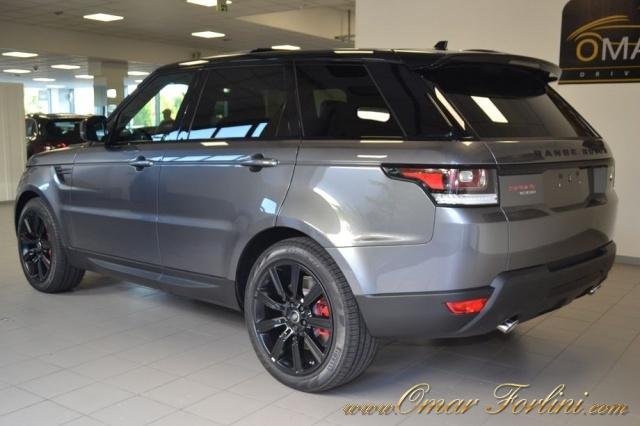 LAND ROVER Range Rover Sport 3.0 SDV6 HSE DYNAMIC STEALTH 306CV FULL SCONTO16%! Immagine 3