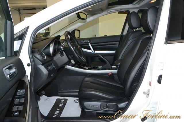 "MAZDA CX-7 2.2MZR-CD SPORT TOURER 4WD NAVI TETTO 19""KM119.000 Immagine 4"