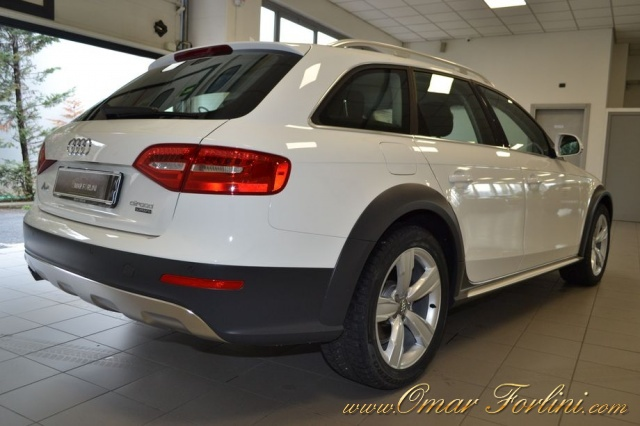 AUDI A4 allroad 2.0 TDI Q.S-TRON.BUSINESS PLUS NAVI FULL SCONTO30% Immagine 2