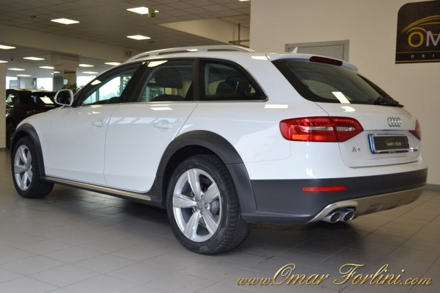 AUDI A4 allroad 2.0 TDI Q.S-TRON.BUSINESS PLUS NAVI FULL SCONTO30% Immagine 3