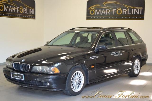 "BMW 530 d TOURING 193CV 5M BARRE CLIMA CERCHI16"" IN ORDINE Immagine 0"