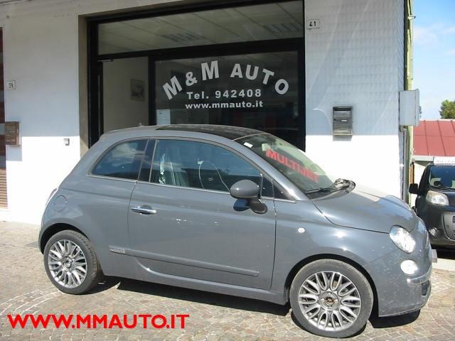 FIAT 500 1.3 Multijet 16V 95 CV Lounge !!!! Immagine 0