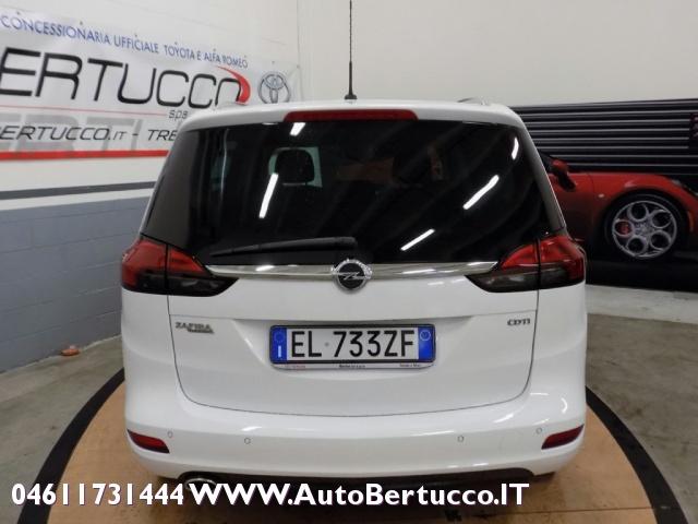OPEL Zafira Tourer 2.0 CDTi 165CV aut. Cosmo Immagine 3
